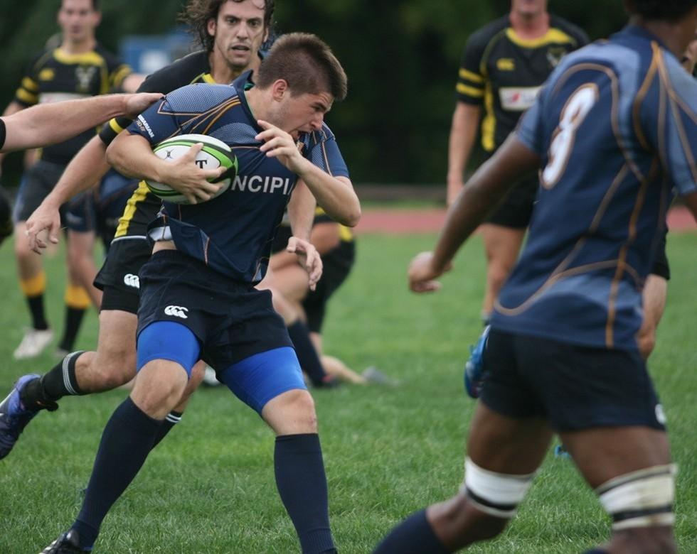 USA College 7s: Principia runs away with Gateway crown