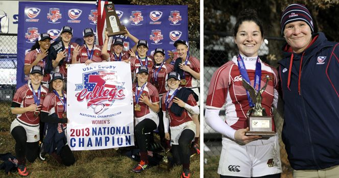 Norwich wins third Consecutive College 7s National ...