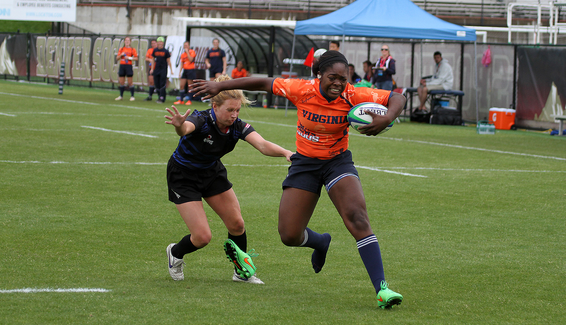 USA College 7s: Nittany Lions on Cup path at College 7s