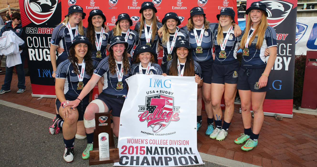 USA College 7s: Penn State sweeps Women's Division I National Championships with College 7s victory