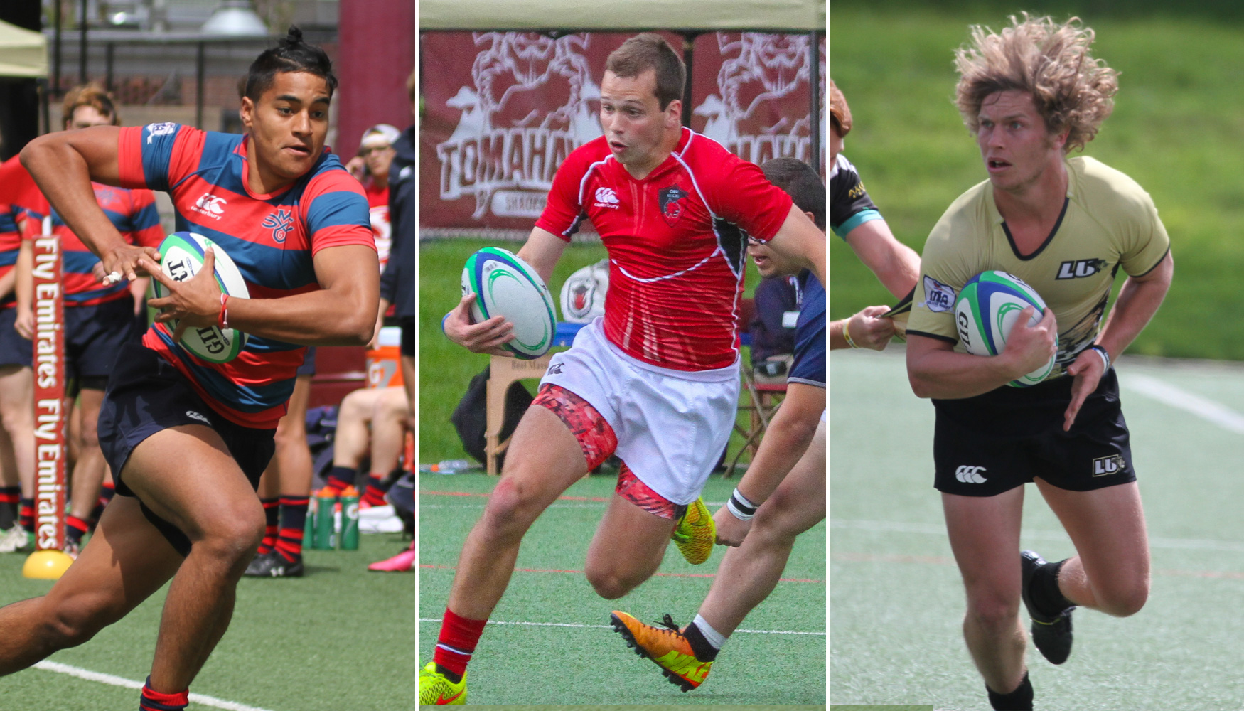 USA College 7s: Twenty-four teams in hunt for Men's DI College 7s National Championship