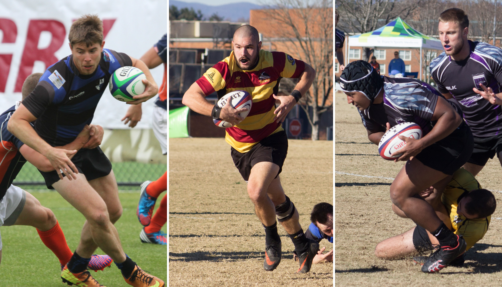 USA College 7s: Increased Men's DII field at College 7s shaping up to be toughest yet