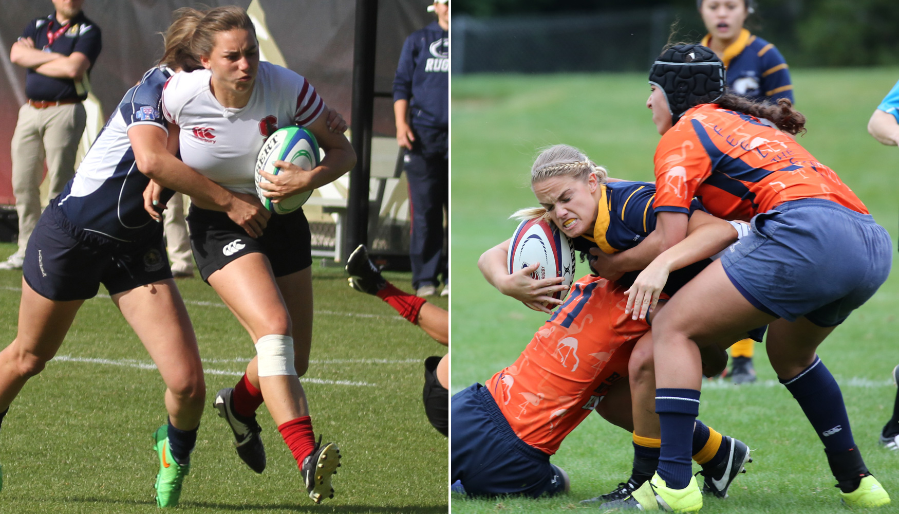 USA College 7s: Competitive Women's DI bracket at College 7s leaves little room for error