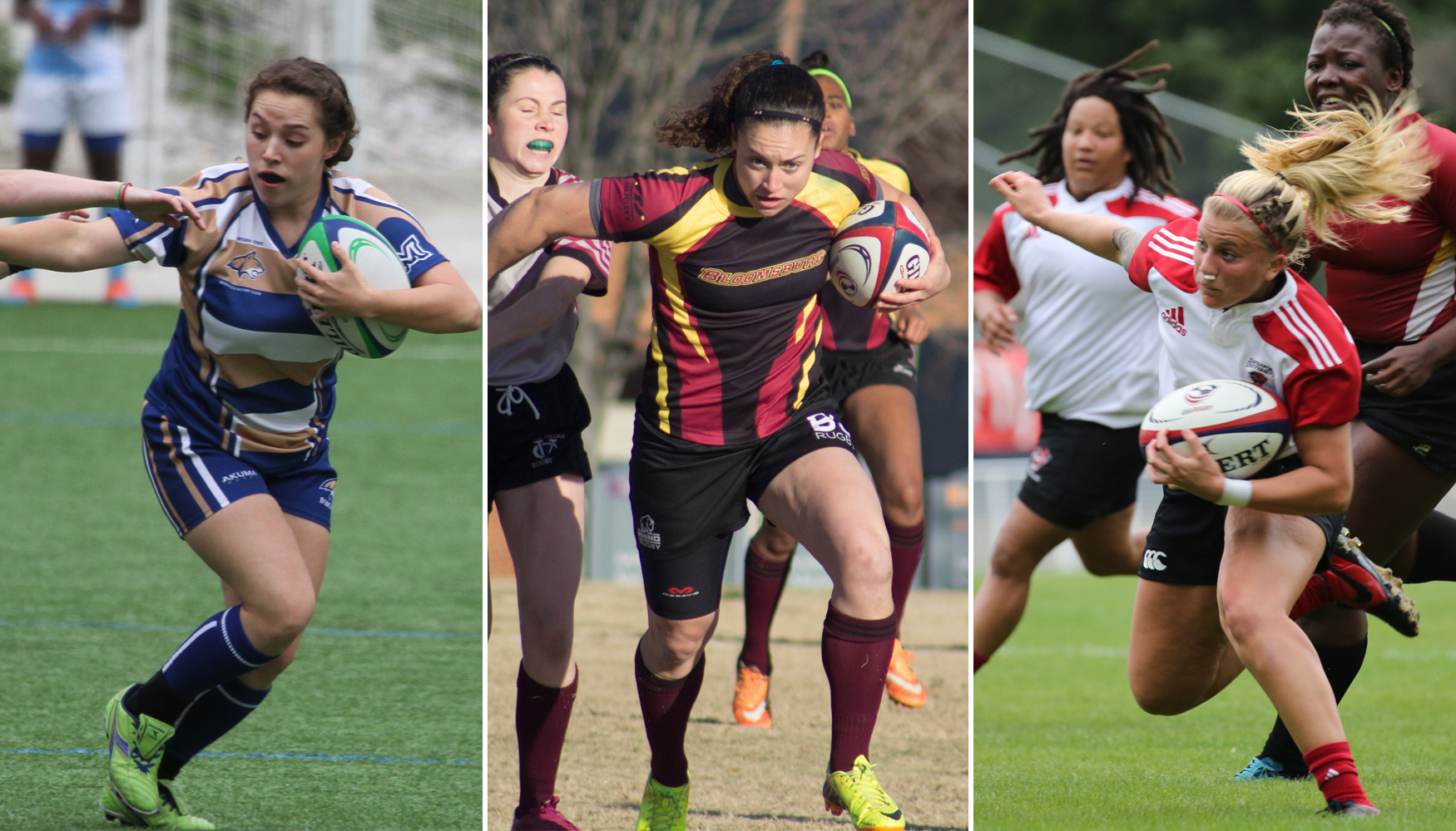 USA College 7s: Davenport up for second National Championship in first Women's DII bracket at College 7s