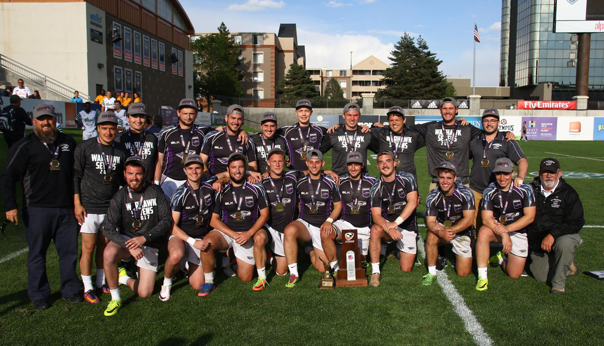 USA College 7s: Whitewater completes National Championship double at College 7s