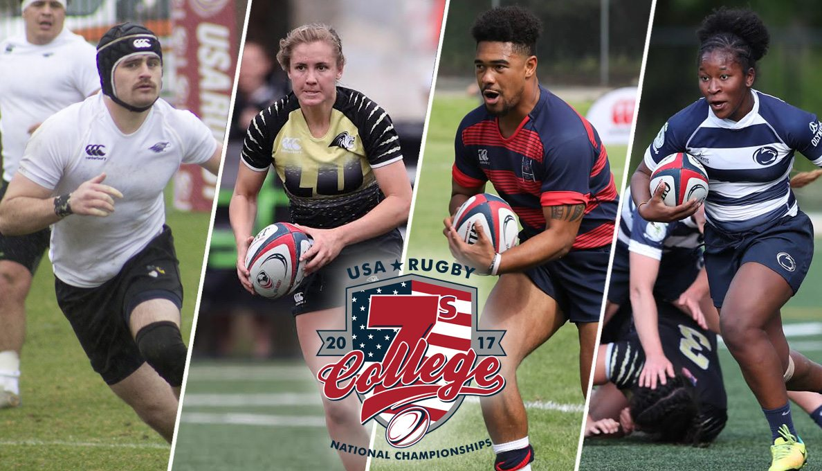USA College 7s: Pools determined for May 19-21 College 7s National Championships